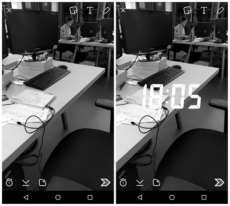 AndroidPIT-Snapchat-tips-multiple-filters