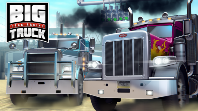 Big Rig Racing (Early Access)