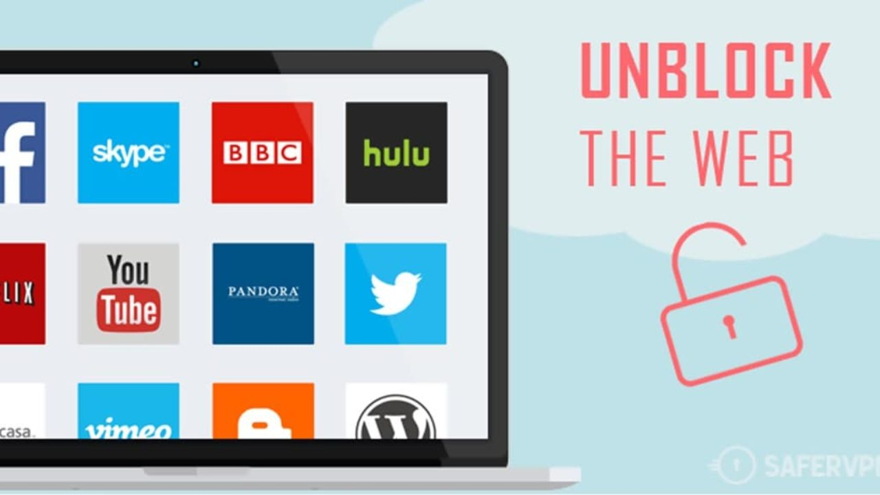 How to unblock Banned websites
