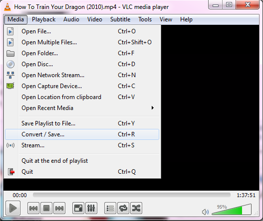Convert Audio or Video Files to Any Format Using VLC