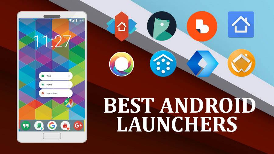 free unique Launchers for Android