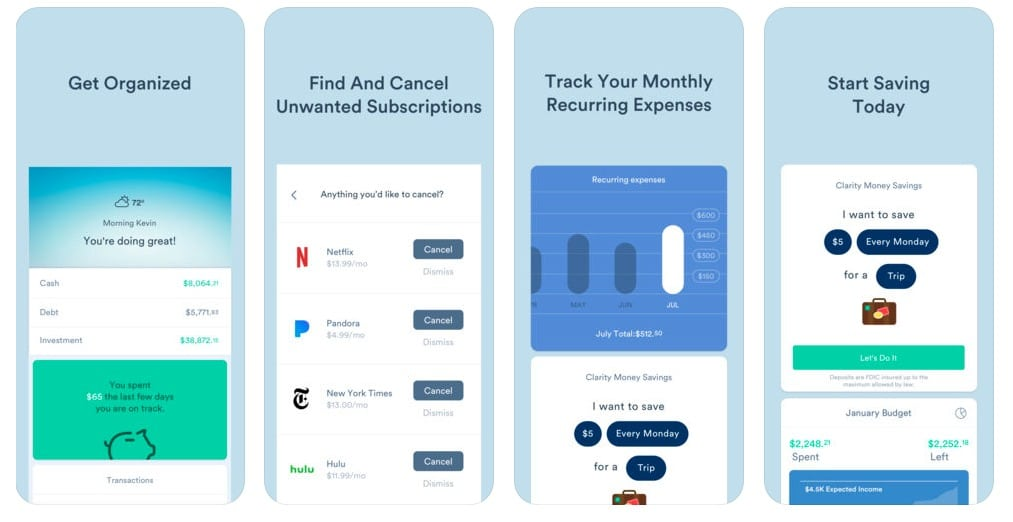 best free expense tracker app android