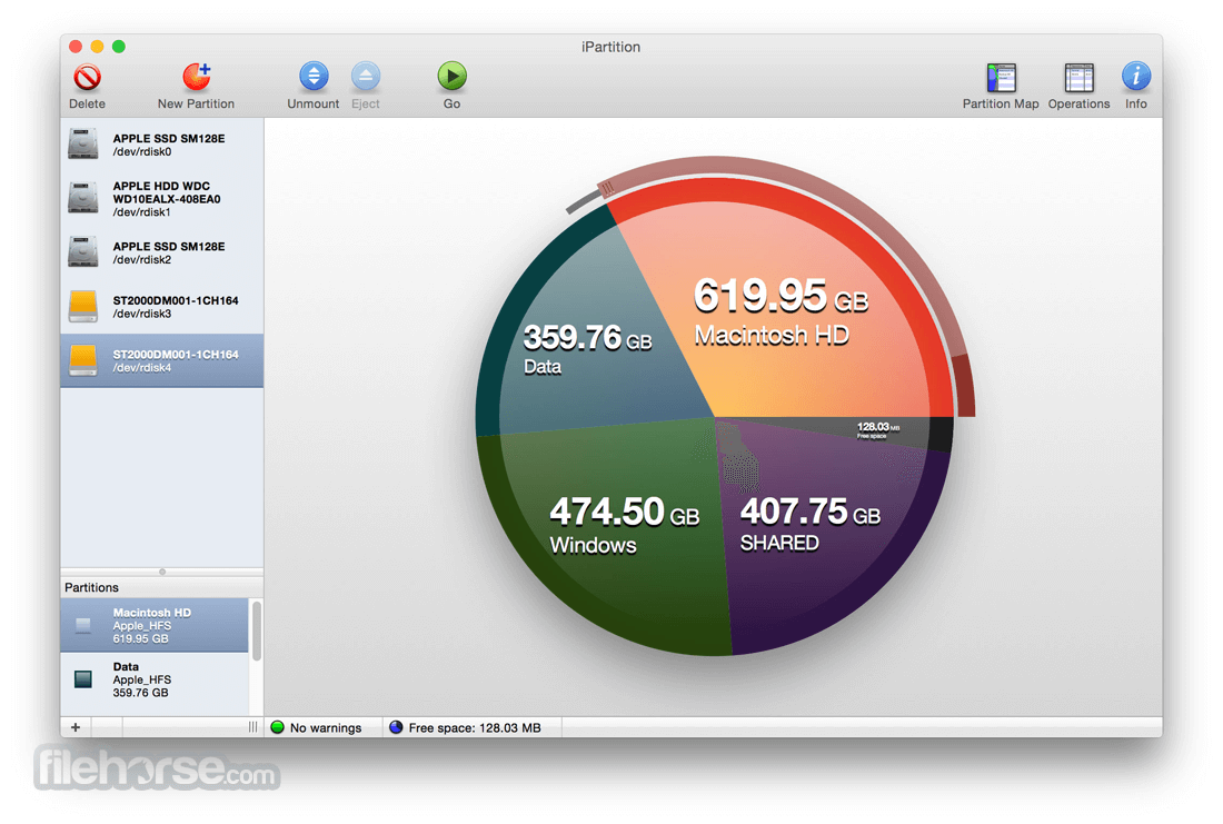 partition manager mac