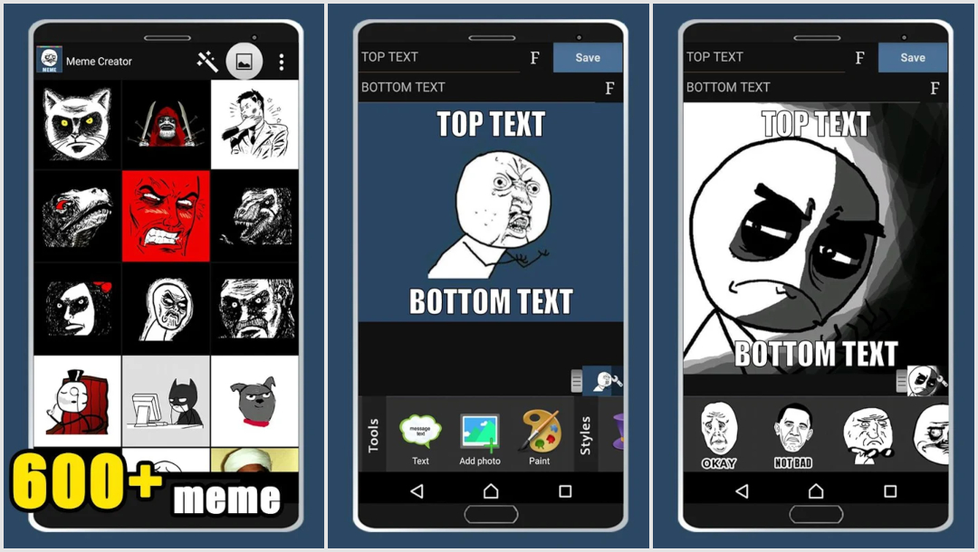 funny meme apps for android