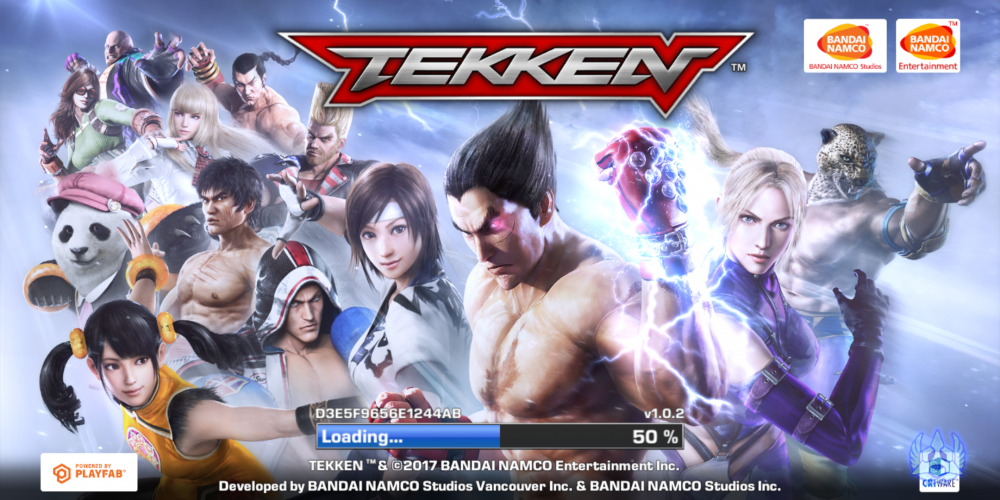 Tekken best high graphic games for android