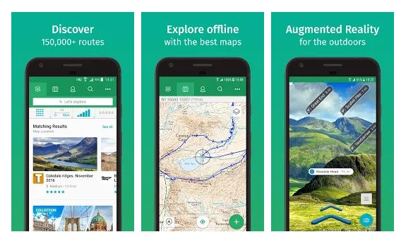 ViewRanger-Outdoor-Adventure-App