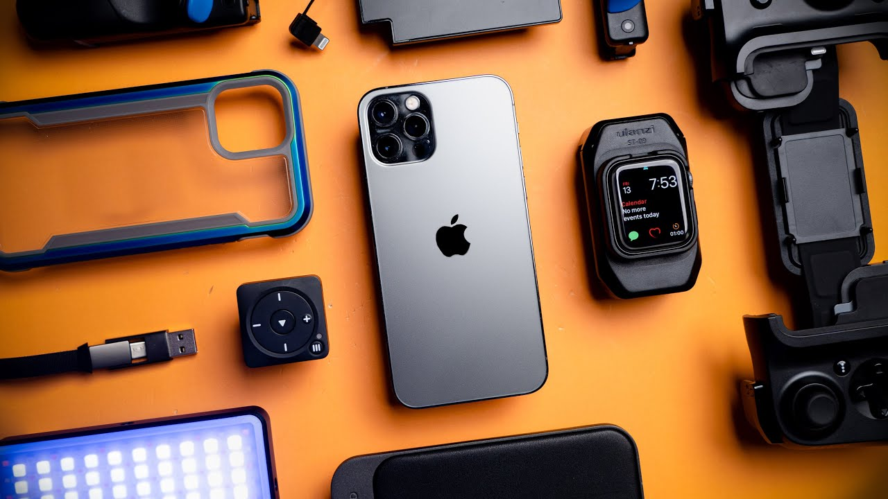 accessories for iphone 12 pro