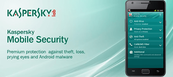 kaspersky spyware detector for android