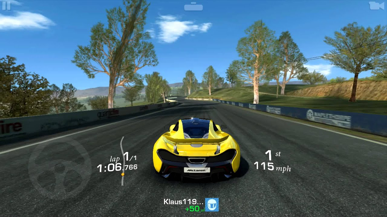 Real Racing 3 best graphics games for android