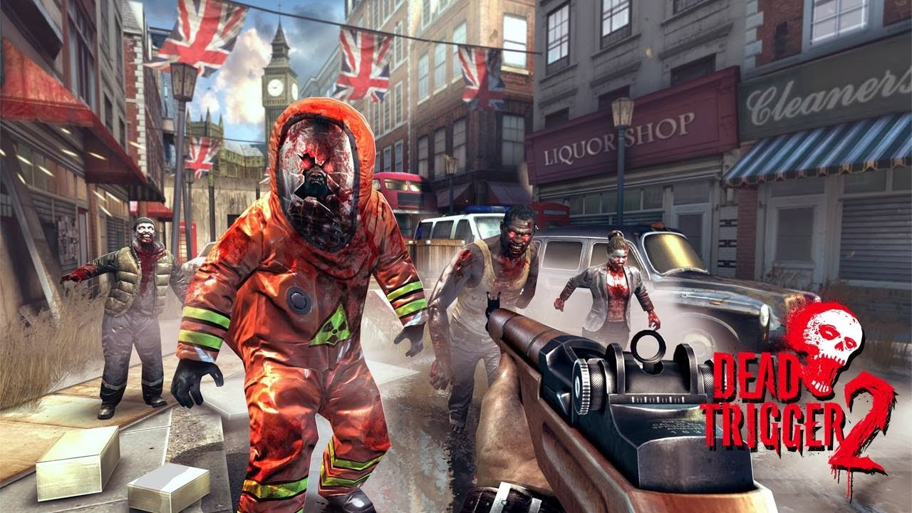 Dead Trigger 2 high quality graphics games