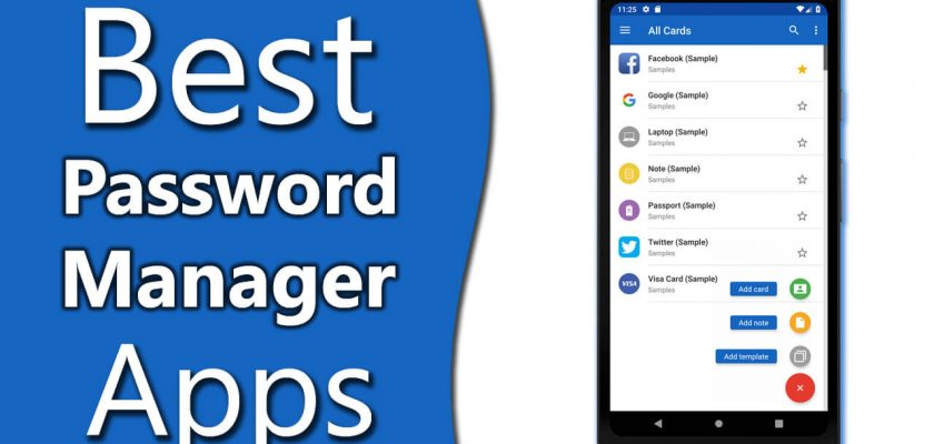 Best Password Manager App for Android