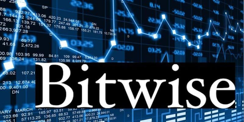 Crypto Asset Manager Bitwise