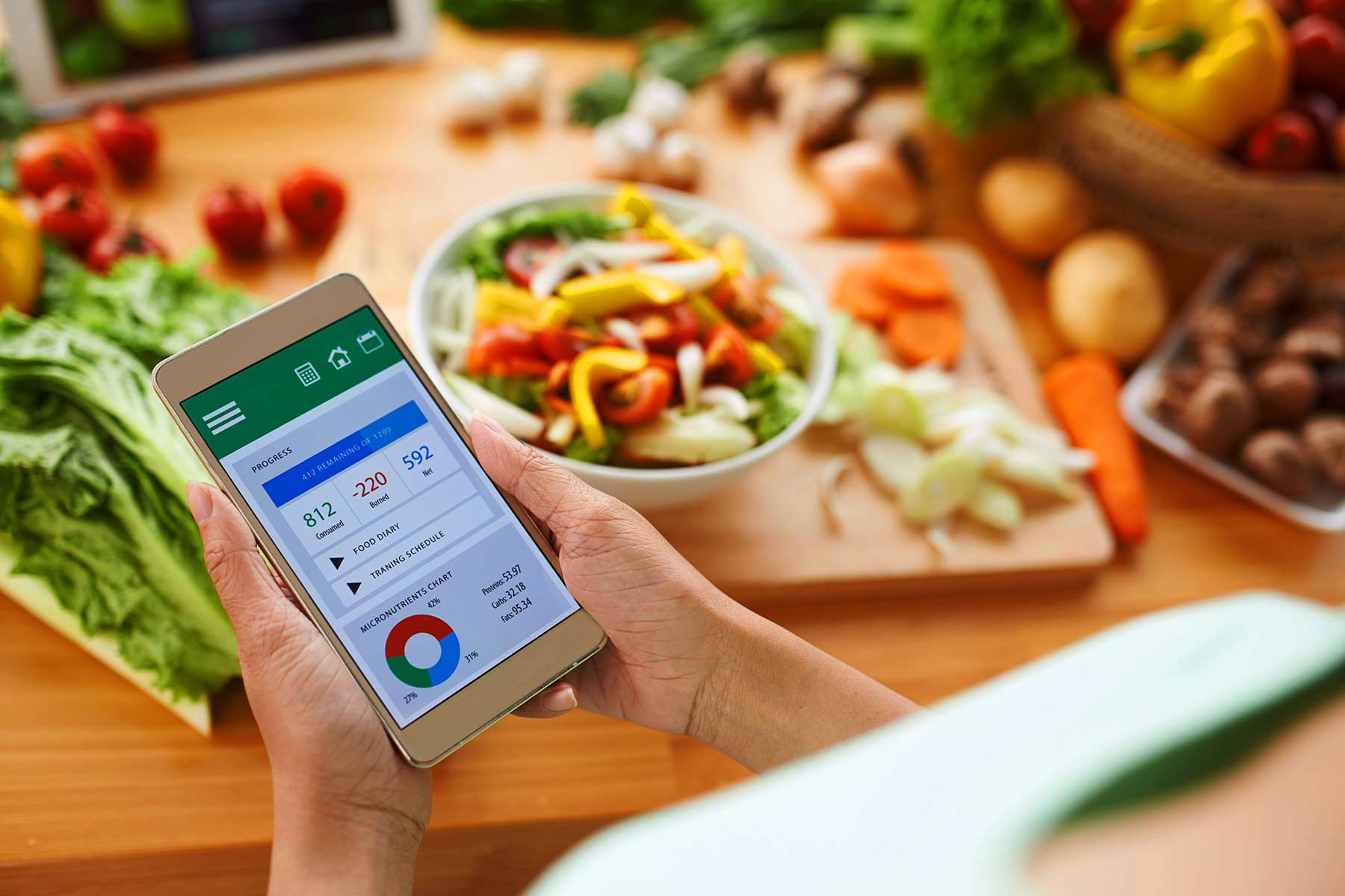 Food and Health: Nuttri and WebMD Baby