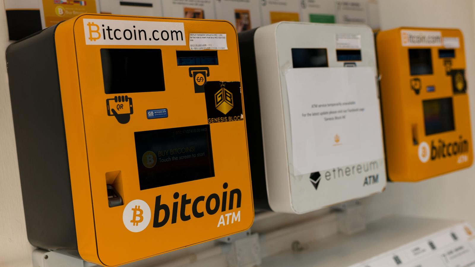 sell bitcoin atm
