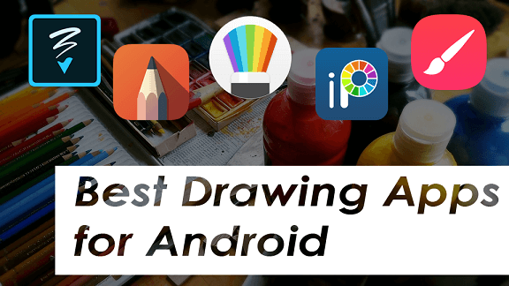 Android Drawing Apps