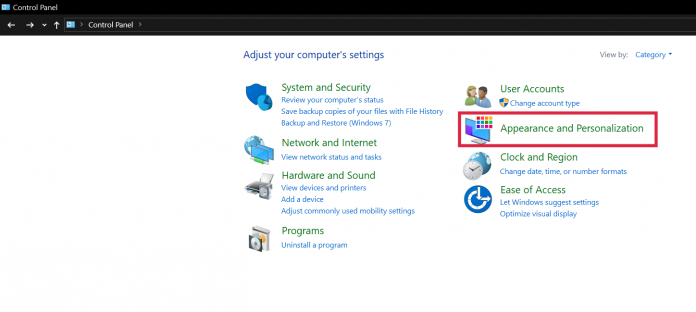 show hidden drives windows 10