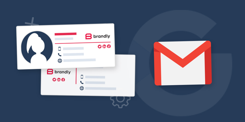 change a signature in Gmail