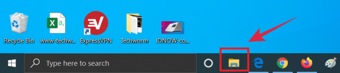 how to show hidden files windows 10