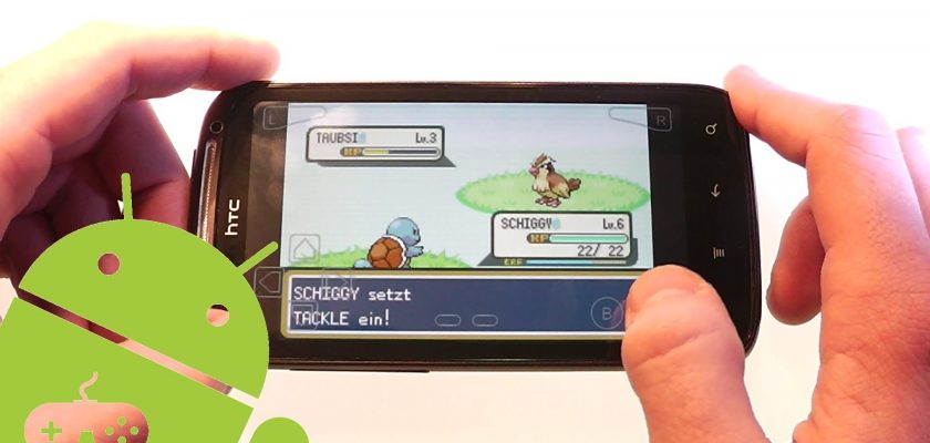 GBA Emulator for Android