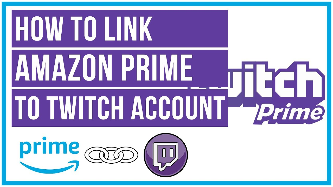 connect amazon prime to twitch